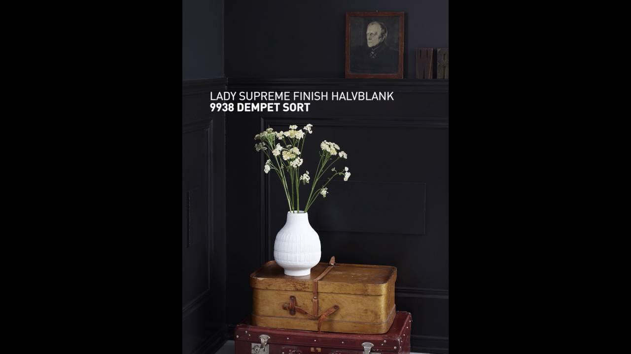 Enorm LADY Supreme Finish & Pure Color - YouTube VI-05