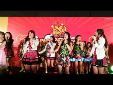 JKT48 - Part 5 mini concert @ HS Saikou Kayo