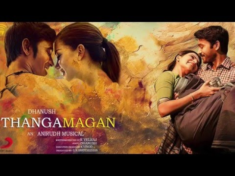 Thanga Magan Full BGM | Dhanush, Amy Jackson, Samantha | Anirudh