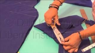 chudidar cutting and stitching