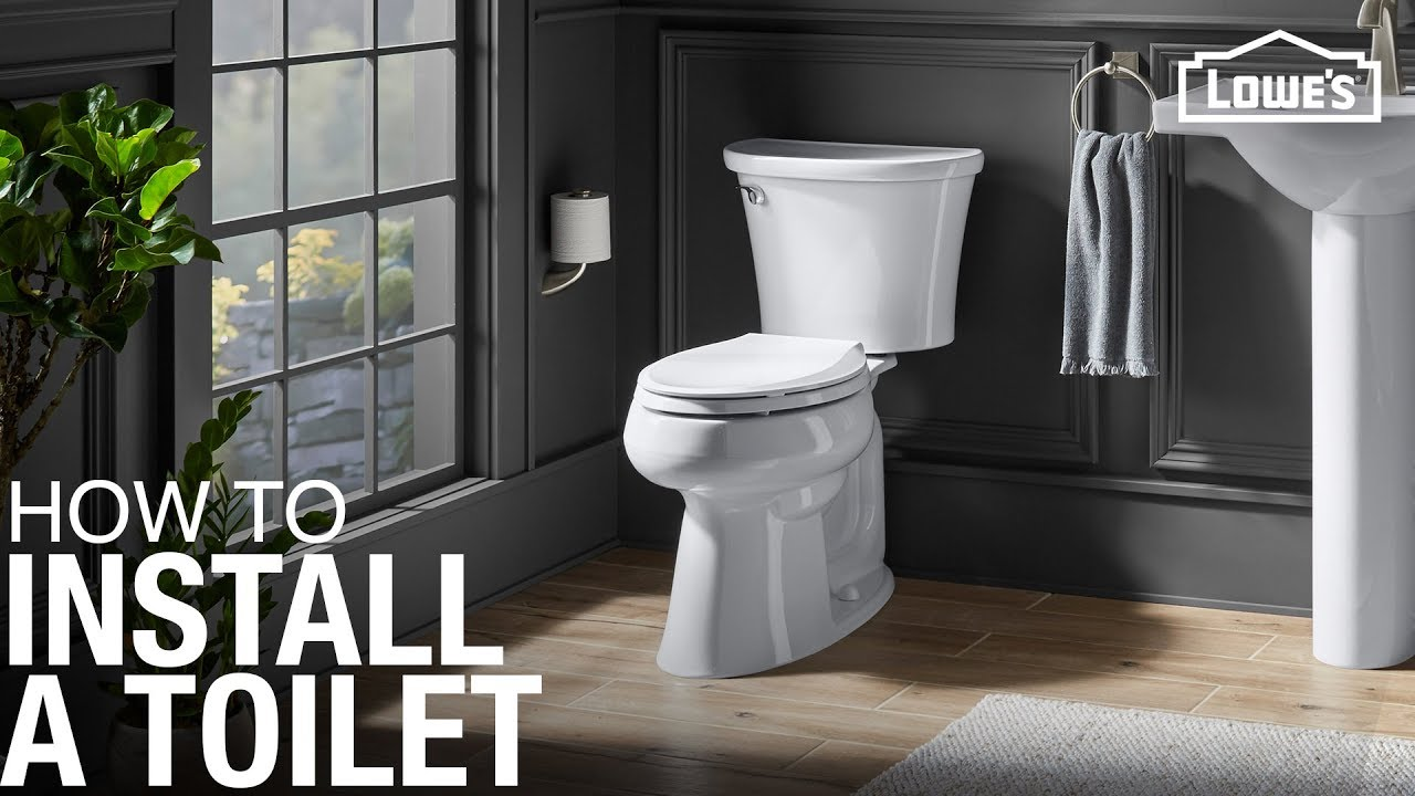 toilet install plumbing prices