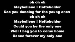 Volbeat - Maybellene I Hofteholder (lyrics)