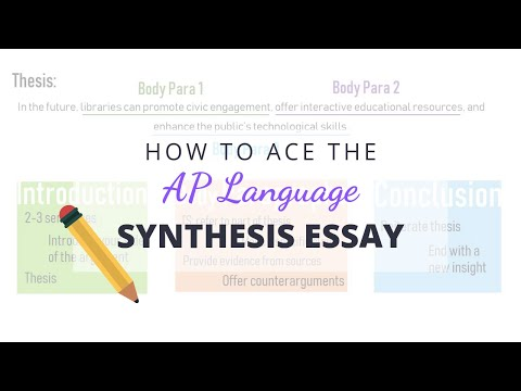 How To Ace The AP Language Synthesis Essay