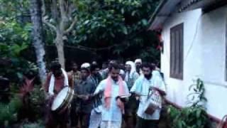 "Malayalam Christmas Carol Song "" Devasudaninnu pulthozhuthill...."""