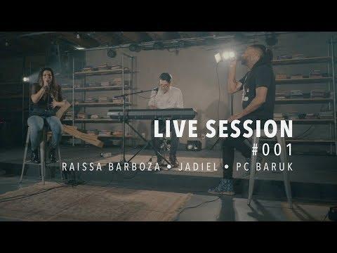 Live Session #001 - Eu Me Rendo, Para Que Entre o Rei, Lindo És, Só Quero Ver Você, Vejo o Senhor