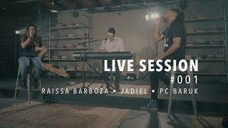 Live Session #001 - Eu Me Rendo, Para Que Entre o Rei, Lindo Es, So Quero Ver Voce, Vejo o ...