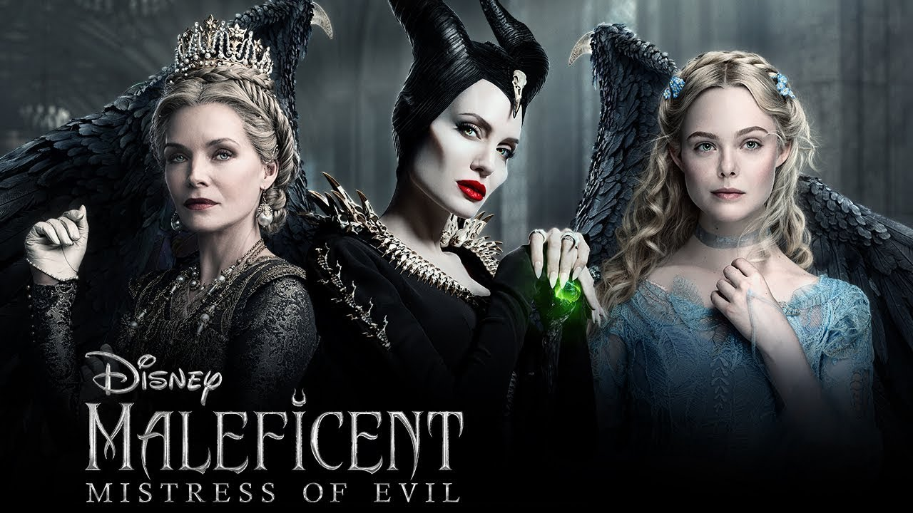 Maleficent Mistress Of Evil Frumsynd 18 Oktober