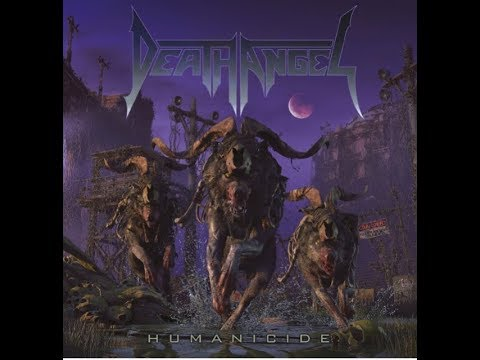 "DEATH ANGEL release new song Humanicide off new album ""Humanicide"" + art/tracklist!"