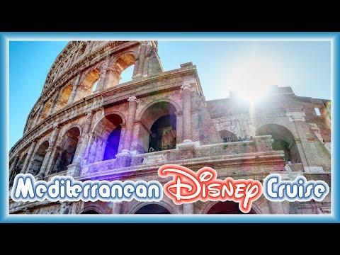 Mediterranean Disney Cruise | MichaelScot
