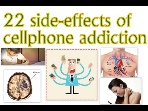 22 side effects of mobile/cellphone addiction | AS