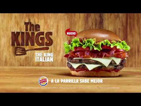 Burger King | THE KING ITALIAN