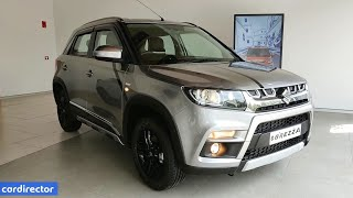 Maruti Suzuki Vitara Brezza ZDi 2019 | Brezza Sports Edition | Interior & Exterior| Real-life Review