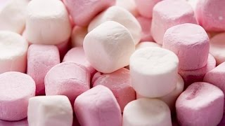 ASMR/ Eating: marshmallow