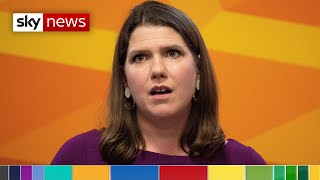 Lib Dem Jo Swinson: 'I don't regret trying to stop Brexit'