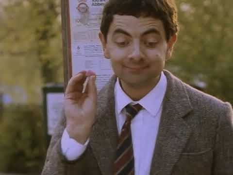 The Name's Bean | Funny Clips | Classic Mr Bean
