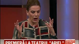 Maia Morgenstern, ÎNTRE CIOCAN ŞI NICOVALĂ, Teatrul Mun. Ariel Rm. Valcea
