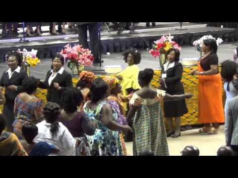 2015 NORTH AMERICA GHANAIAN S.D.A CHURCHES CAMP MEETING - MUSICAL CONCERT - WASHINGTON ZONE