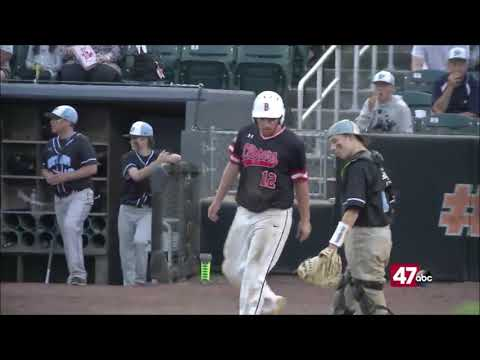 James M Bennett high school state championship 2019