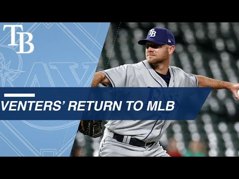 Jonny Venters gets out in first game since 2012