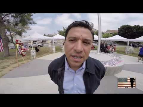 Councilman Jose Huizar - El Sereno Memorial Day Tribute 2016