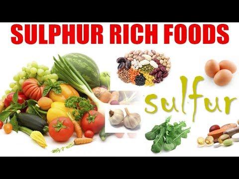 Sulphur Rich Foods | BoldSky