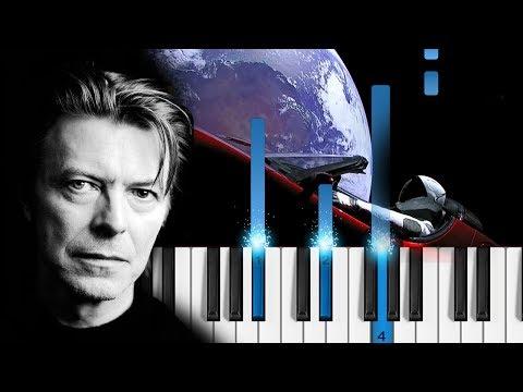 David Bowie - Space Oddity - Piano Tutorial