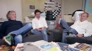 Джереми, Ричард и Джеймс выбирают название для шоу