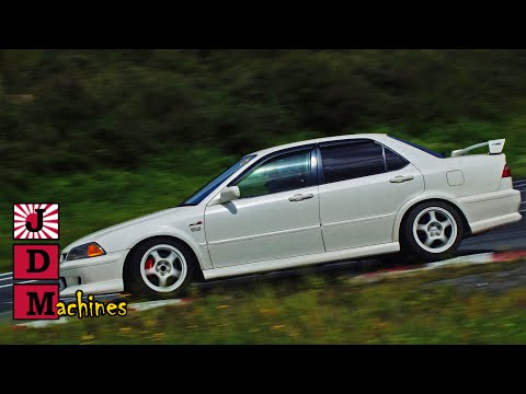 Torneo EuroR, Civic Pro H22A – Врываясь в автоспорт #JDMachines