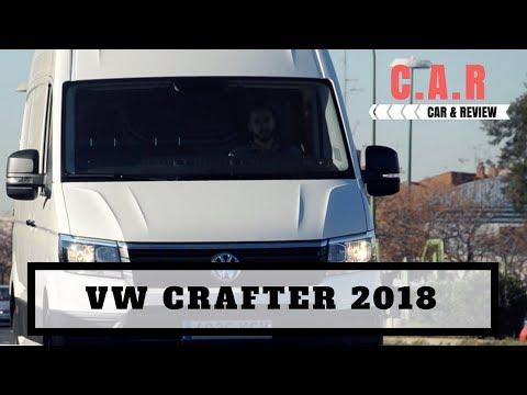 REVIEW/PRUEBA VOLKSWAGEN CRAFTER  2018 [ESPAÑOL]