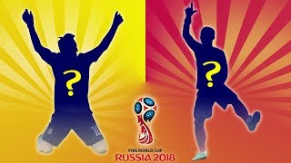 Can You Guess The Players From Their Celebrations in The World Cup II Russia 2018 II