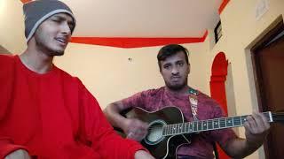 Nenjukkul Peidhidum Guitar Cover - Varanam Aayiram