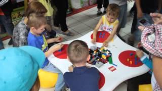 Открытие монобрендового магазина LEGO в Киеве
