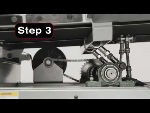 Bowflex® TreadClimber® TC5 Assembly