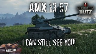 AMX 13 57 - I can still see you! - Wot Blitz