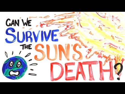 Video image: Can we survive the sun's death?