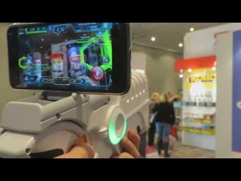 New York Toy Fair 2018: Tori-Argo (Augmented Reality)