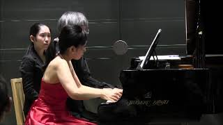 "A.L.Webber = J.Yamada - from ""The Phantom of the Opera"" - piano duo「オペラ座の怪人」より(ピアノ連弾)"