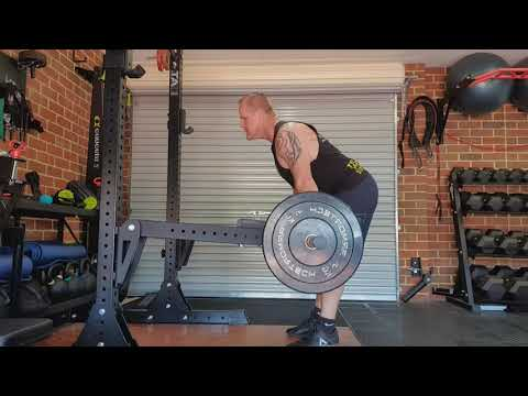 ATX Squat Rack and Jammer Arm Review