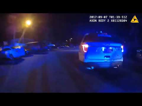 Police Officer Shue's Body Cam footage from fatal shooting of Rueben Galindo