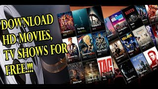 FREE MOVIES AND TV SHOWS DOWNLOAD FOR FREE