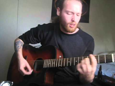 37 Stitches - Drowning Pool cover - Aaron Salem