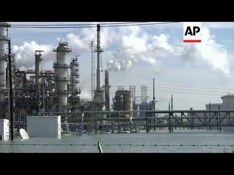 Refinery in Port Arthur, Texas Shut Down