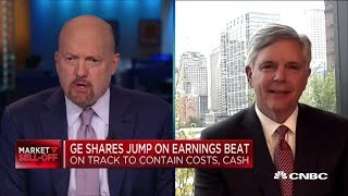 General Electric CEO Larry Culp on third-quarter earnings beat