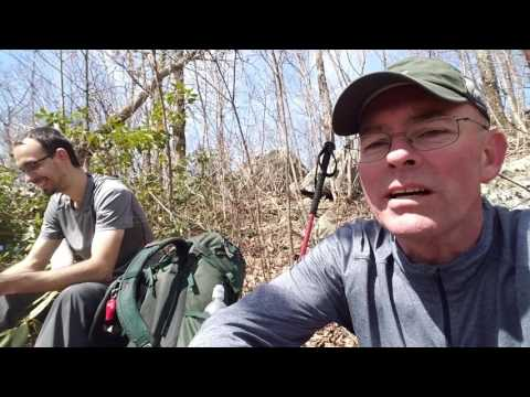 Saratoga on the Appalachian Trail 2017 - Week 6 - 03/22 thru 03/30/17