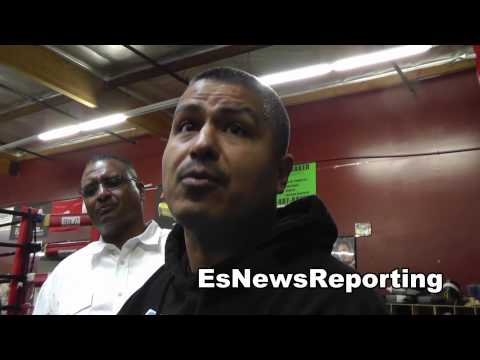 robert garcia on 50 cent the bwaa and mayweather EsNews Boxing