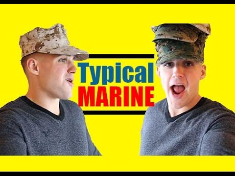 Impressions of Typical Marines