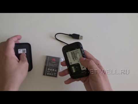 Huawei E5573. Обзор и настройка.