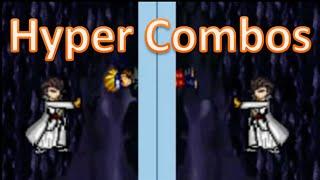 Sosuke Aizen Hyper Combos [ #2 ] Ft Sound Stabs - Bleach vs Naruto 2.2
