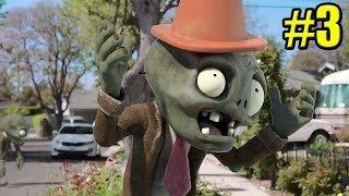 ДРЕВНЕЕ САДОВОЕ ПОБОИЩЕ! #3 — Plants vs Zombies Garden Warfare 1 {PS4} — ОНЛАЙН БИТВА