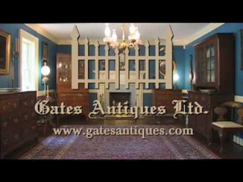 Gates Antiques (2) Antique Furniture - Richmond, Virginia (Midlothian)